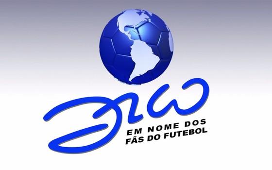 Logo da campanha de Zico à Fifa feito por Hans Donner (Foto: Reprodução / YouTube)