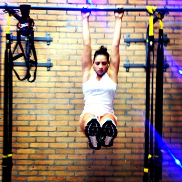 ginástica Lais Souza  (Foto: Reprodução)