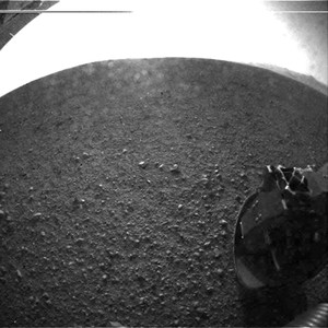 Curiosity (Foto: NASA/JPL-Caltech/AP)