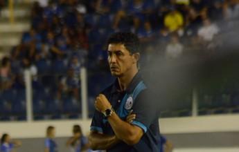 Betinho pede tempo para Confiança se ajustar na Série C e elogia Fortaleza