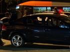 Ação policial revista taxistas para prevenir confrontos com Uber