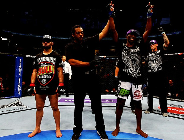 ufc 145 John Makdessi Anthony Njokuani (Foto: Agência Getty Images)