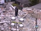 Corpo de operário é localizado em escombros de prédio em Guarulhos