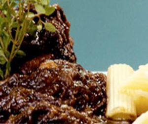 Carbonade flamande: carne na cerveja belga do 'Diário do Olivier'