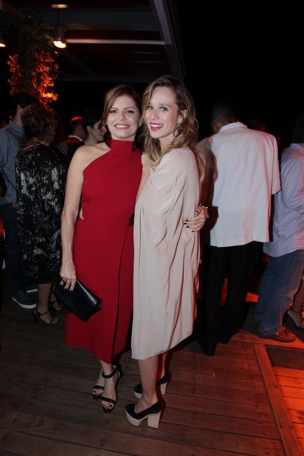 Debora Bloch e Mariana Ximenes (Foto: Marcello Sá Barretto / AgNews)