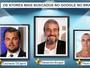 Alexandre Borges lidera lista de atores mais buscados no Google em 2016