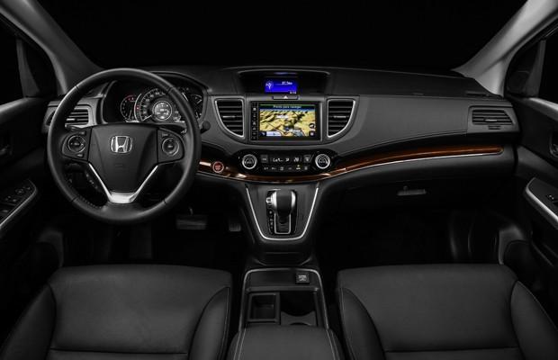 Honda CR-V 2015 (Foto: Divulgação)