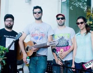 Molina y Los Cosmicos (Foto: Divulgação)