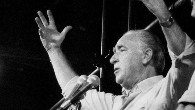André Franco Montoro, governador de São Paulo, 1983 a 1987 (Foto: PSDB)