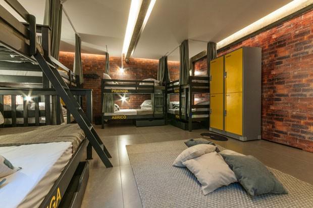 Armario De Ferro Para Vestiario Rio De Janeiro : Cidade maravilhosa ganha hostel moderno casa vogue