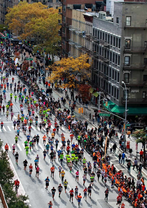 Maratona de Nova York (Foto: Getty Images)