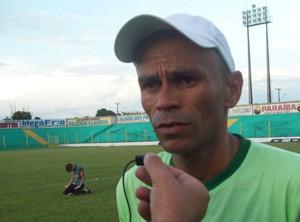Técnico Wicelmo Rodrigues assume o Guaraí pela segunda vez na carreira (Foto: Divulgação/TV Lobão)