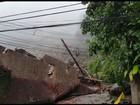 Chuva causa duas mortes em Petrópolis, na Região Serrana do RJ