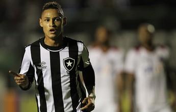 Botafogo fecha patrocínio pontual para  dois jogos do Brasileirão