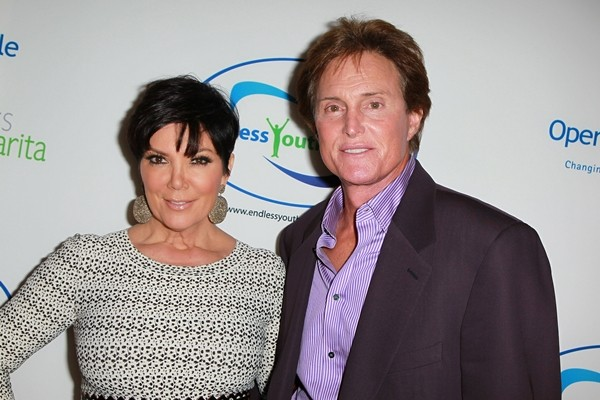 Kris e Bruce Jenner  (Foto: Getty Images)