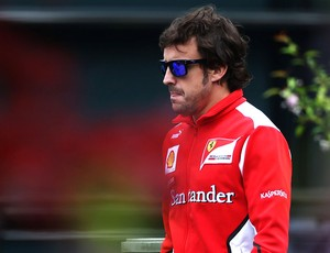 fernando alonso ferrari gp da china (Foto: Getty Images)