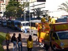Aps protesto de donos de vans em Campinas, grupo reavaliar vistorias