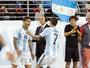 Sem Messi, Argentina encara lanterna Venezuela para seguir na liderança