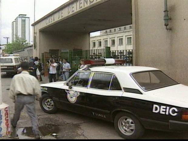 Massacre do Carandiru (Foto: Reprodução Globo News)