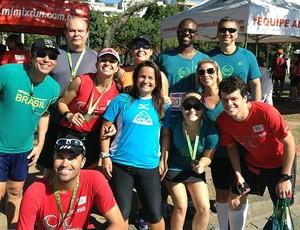 Verusca Bacellar assessoria ML Mix Run equipe corrida Eu Atleta (Foto: Divulgação / Arquivo Pessoal)