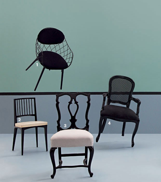 50 Cadeiras (Foto: Debby Gram)