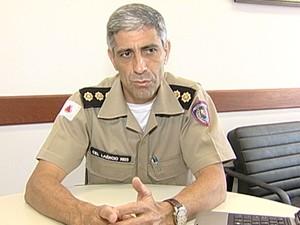 Polícia Militar Roubos estabelecmentos Uberaba (Foto: Reprodução / TV Integração)