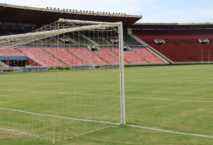 Estádio Parque do Sabiá, Uberlândia, Minas Gerais (Foto: Lucas Papel)