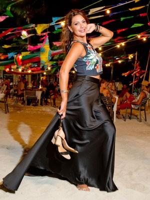 A atriz Fabiula Nascimento (Foto: Divulgação/Mariana Vianna)