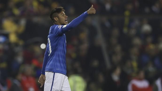 Neymar seleção brasileira Copa América (Foto: Mowa Press)