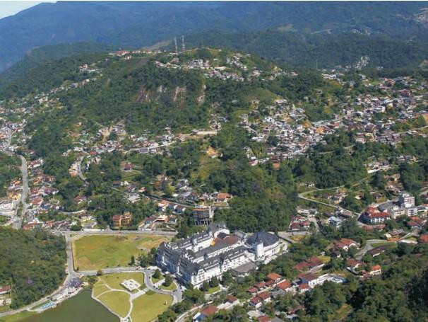 Petrópolis Coppe - Globo Ecologia - Ocupação Desordenada (Foto: Divulgação/Coppe)