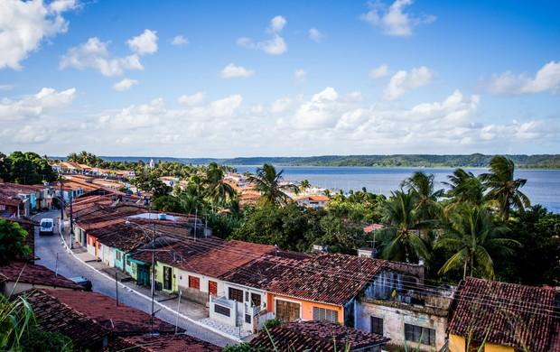 Pré-temporada do CSA será na histórica cidade de Marechal Deodoro (Foto: Jonathan Lins/G1)