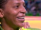Campeã olímpica brasileira do judô tem história de superação