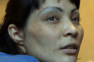 Leyla Asherova foi mantida como escrava em uma loja de Moscou por mais de dez anos (Foto: BBC)