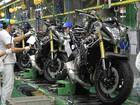 Produção de motos tem queda de 20,9% em 2012, diz Abraciclo