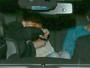 Jennifer Lawrence e Chris Martin são vistos juntos em carro com Bono Vox