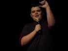 'Estou realizado, mas ainda quero mais', diz jovem comediante de MG