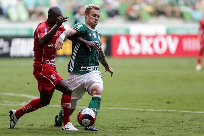 Palmeiras x Audax (Foto: Futura Press)