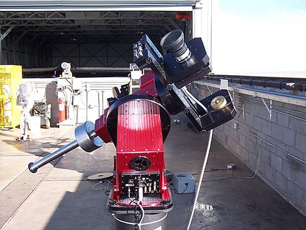 Telescópio (Foto: KELT North Photos/Divulgação)