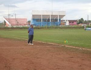 Técnico Celino (Foto: Júnior Freitas)
