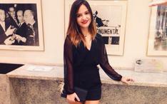 Fotos, vídeos e notícias de Pally Siqueira