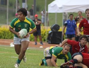 Moisés Duque Rúgbi São José Rugby (Foto: Caroline Formeton)