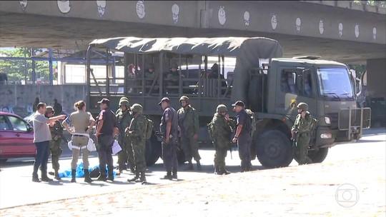 Governo prorroga presença da Força Nacional no Rio até 2 de março