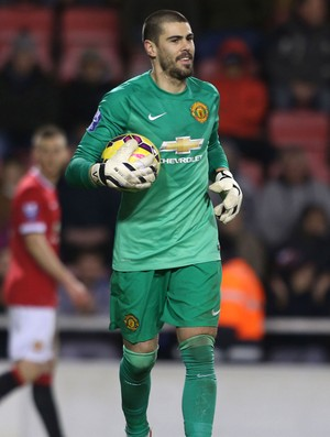 victor valdes, Manchester United (Foto: Getty Images)