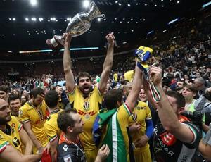 BLOG: Bruninho e Lucão são campeões na Itália