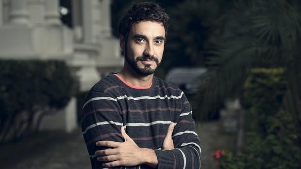Haja Coração: conheça o ambicioso Leozinho (Globo/Ramón Vasconcelos)