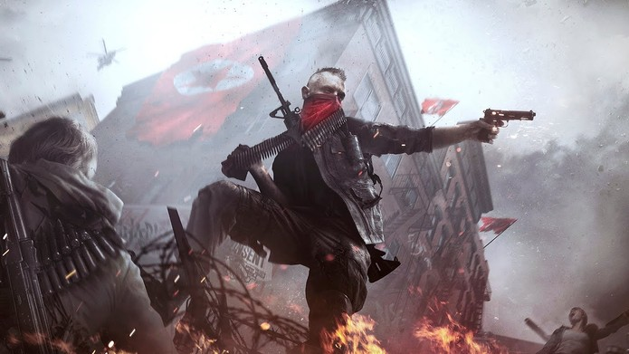 Homefront The Revolution (Foto: Divulgação/Deep Silver) (Foto: Homefront The Revolution (Foto: Divulgação/Deep Silver))