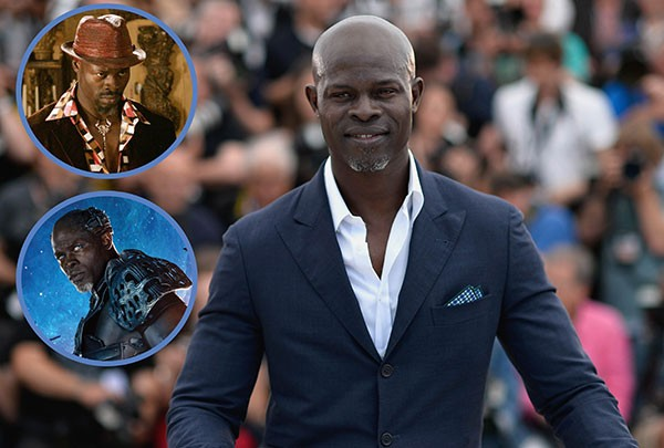 Djimon Hounsou (Foto: Getty Images / Reprodução)