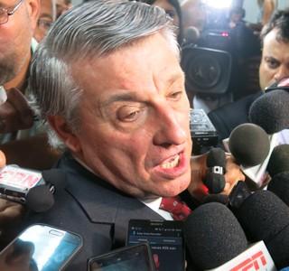 Manuel da Lupa, presidente Portuguesa (Foto: Edgard Maciel de Sa)