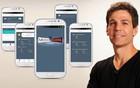 Passo a passo mostra como usar aplicativo (Reprodução)