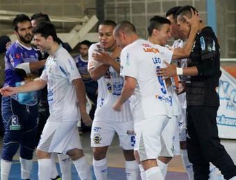 São José Futsal (Foto: Quarttus Marketing/ Divulgação)